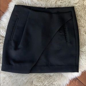 Wrap Mini Skirt sz XS